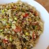 Insalata di riso aromatica