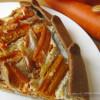 Crostata aromatica alle carote