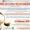 Corso Base di cucina vegan naturale a Jesi!